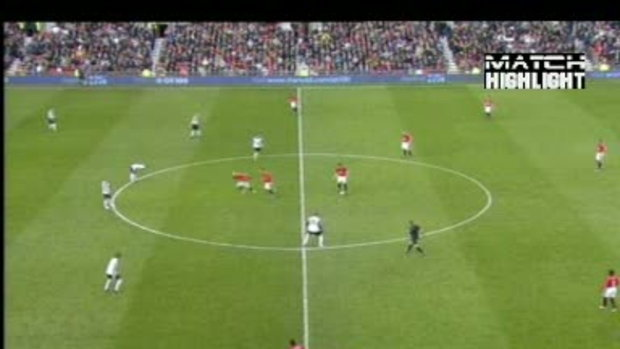 Manchester United 3 - 0 Fulham 14/03/10