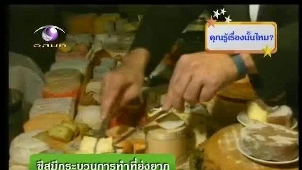 Sponge - ทำ ชีส กินเองใน 1 ชั่วโมง
