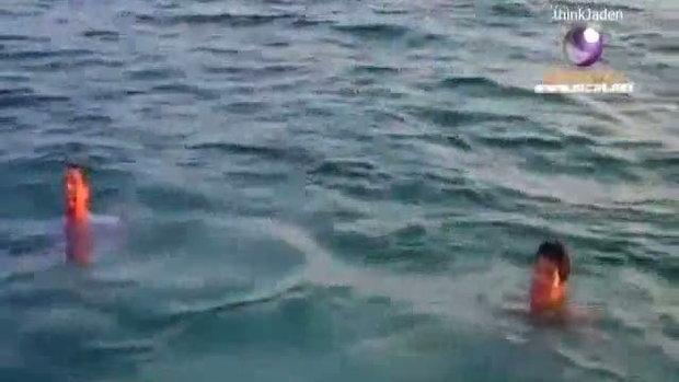 วู้ดดี้เกิดมาคุย : ปลาวาฬ อิสสระ (2)