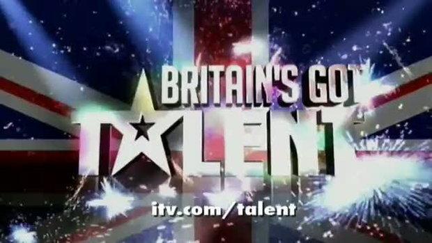 2คู่หูสุดยอดเต้น - Britain_s Got Talent 2010