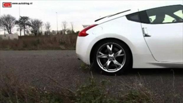Nissan 370Z test