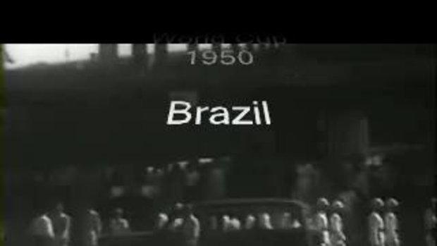 แมตช์แห่งความทรงจำ อุรุกวัย เชือด บราซิล บอลโลก ปี