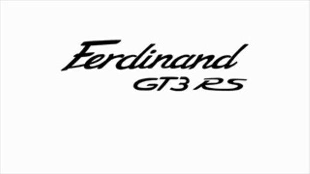Ferdinand GT3 RS Porsche ที่ช้าที่สุดในโลก