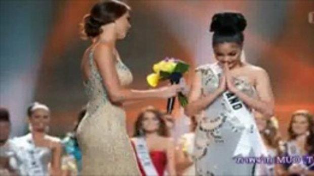 ปุ๊กลุ๊ก ฝนทิพย์ หลังการประกวด Miss Universe 2010