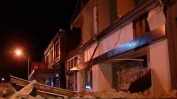 แผ่นดินไหว7.4 ริกเตอร์ นิวซีแลนด์