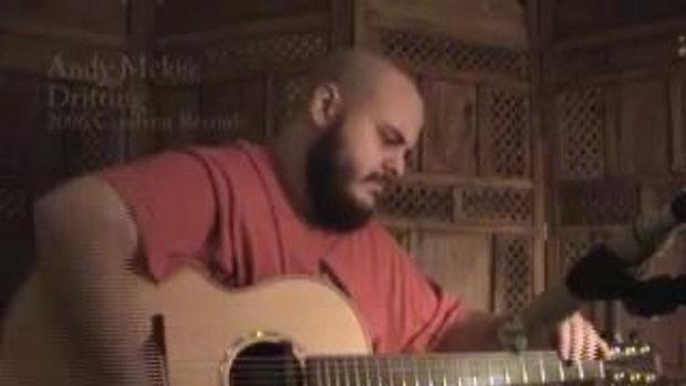 Andy McKee - Guitar - Drifting