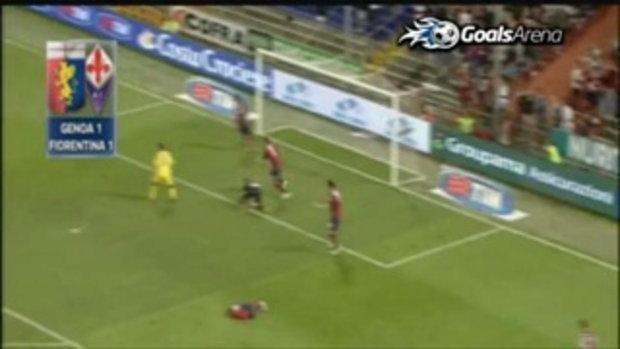 Genoa 1-1 Fiorentina
