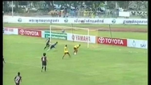 Toyota League Cup 2010 โอสถสภาฯ สระบุรี 7-3 อินทรี