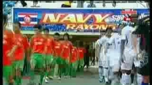 ราชนาวี ระยอง 1-1 Bangkok United