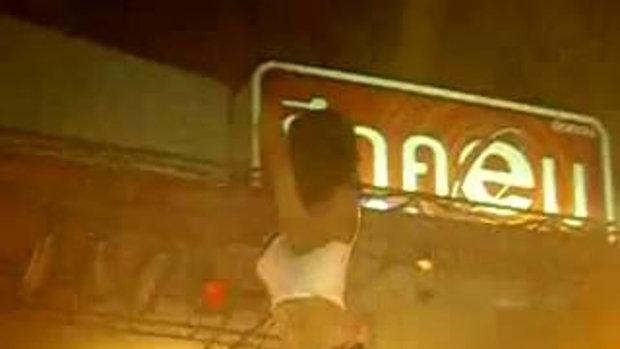ใหม่ สุคนธวา motershow 2009 in  ขอนแก่น