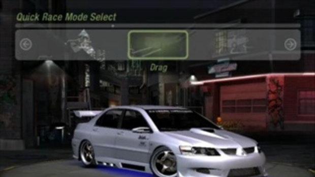MItsubishi Evolution 8 Underground 2