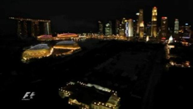 Formula 1 2010 Singapore Grand Prix