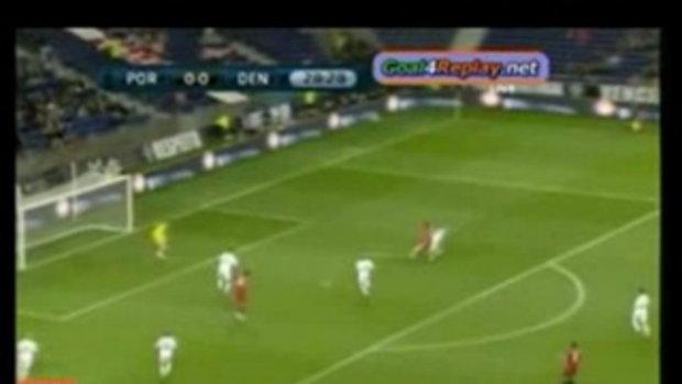 โปรตุเกส 3-1 เดนมาร์ก