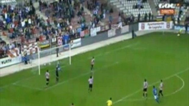 Logrones 0-3 บาเลนเซีย (โคปาเดลเรย์)
