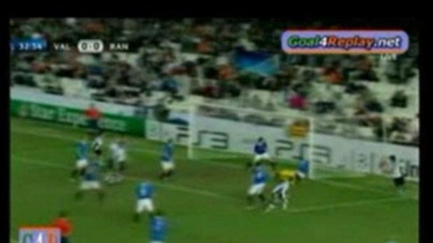 บาเลนเซีย 3-0 เรนเจอร์ส (ชปล.)
