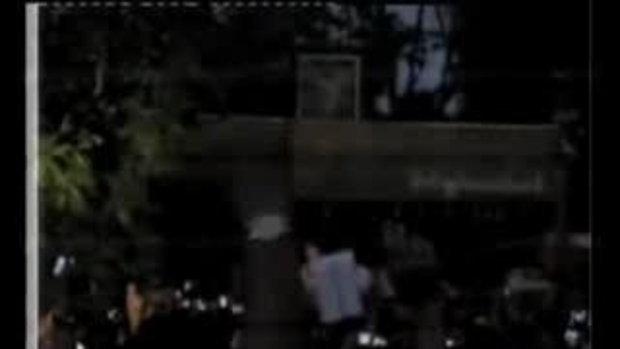 บรรยากาศ พม่าปล่อยตัว -ออง ซาน ซูจี