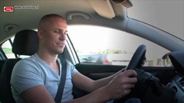 The new Volkswagen Passat (2010)