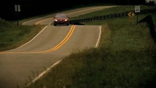 The Chevrolet Cruze - Dear Corolla