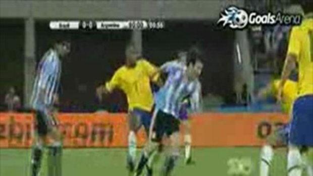 อาร์เจนติน่า 1-0 บราซิล