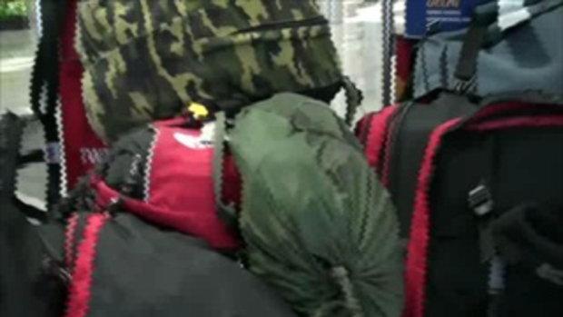 เจโอ๋เวสป้าผจญภัย-เริ่มต้นที่สนามบินอินเดียเมืองนิ