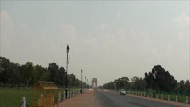 เจโอ๋เวสป้าผจญภัย-india gate