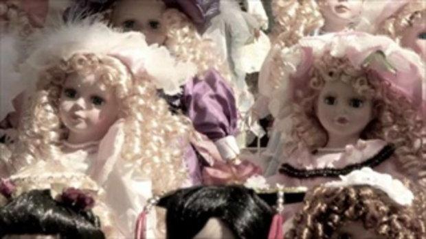 แต่งหน้าสไตล์ Gothic Lolita Doll