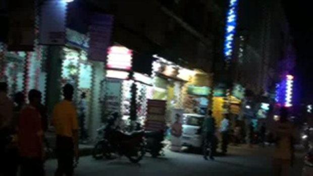 เจโอ๋เวสป้าผจญภัย-เกสท์เฮ้าในอินเดีย