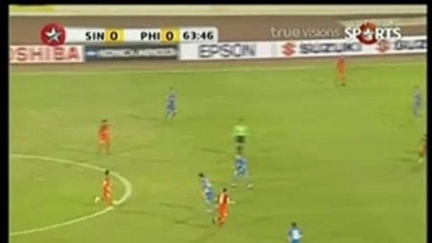 สิงคโปร์ 1-1 ฟิลิปปินส์