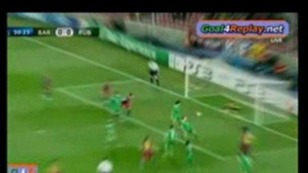 บาร์เซโลนา 2-0 รูบิน คาซาน