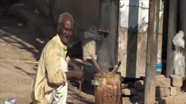 เจโอ๋ผจญภัย-คนแก่ในอินเดีย