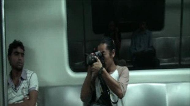 เจโอ๋เวสป้าผจญภัย-รถไฟฟ้าของอินเดีย