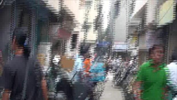 เจโอ๋เวสป้าผจญภัย-จ่ายเงินค่ารถเวสป้าอินเดีย
