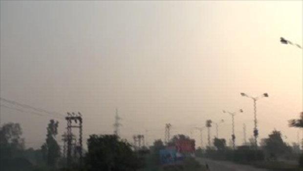 เจโอ๋เวสป้าผจญภัย-ทางแยกหลงทางในอินเดีย