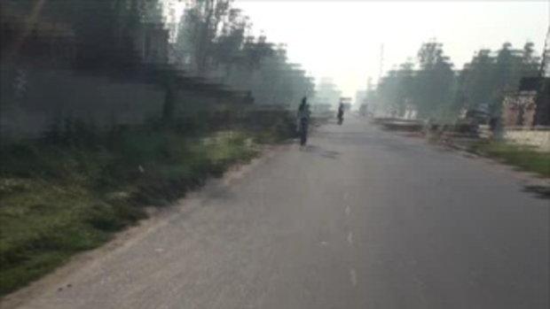 เจโอ๋เวสป้าผจญภัย-ถนนดาวอังคาร(อินเดีย)