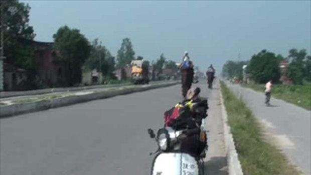 เจโอ๋เวสป้าผจญภัย-เจอช้างภารตะ(อินเดีย)