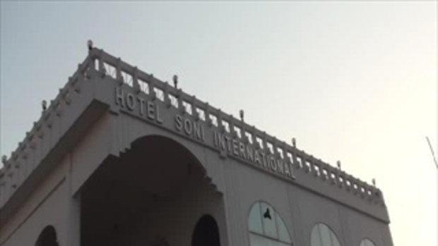 เจโอ๋เวสป้าผจญภัย-ซานิโฮเตล(อินเดีย)