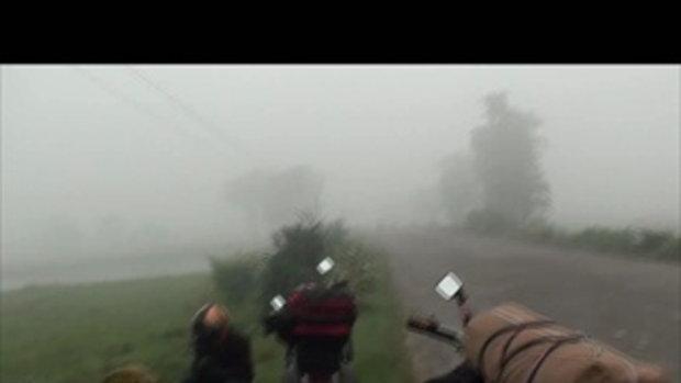 เจโอ๋เวสป้าผจญภัย-เช้าวันที่หมอกลงหนา(อินเดีย)