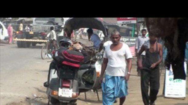 เจโอ๋เวสป้าผจญภัย-ตลาดกลางเมือง(อินเดีย)