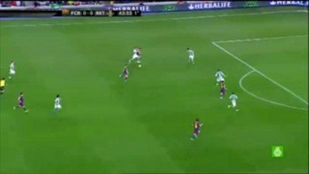 บาร์เซโลน่า 5-0 เรอัล เบติส