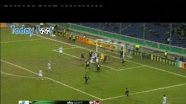 ดุ๊ยส์บวร์ก 2-0 ไกเซอร์สเลาเทิร์น (เดเอฟเบ โพคาล)