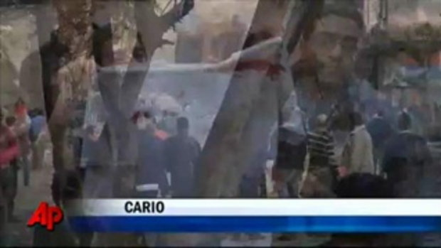 ประท้วงรุนแรง ประเทศอียิปต์