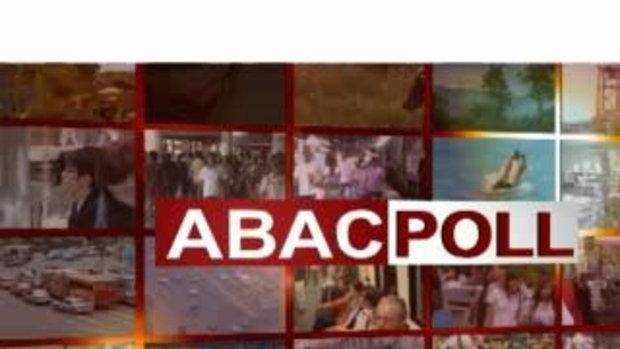 ABAC Poll - ผลงานรัฐบาลนายก อภิสิทธิ์ 3/3