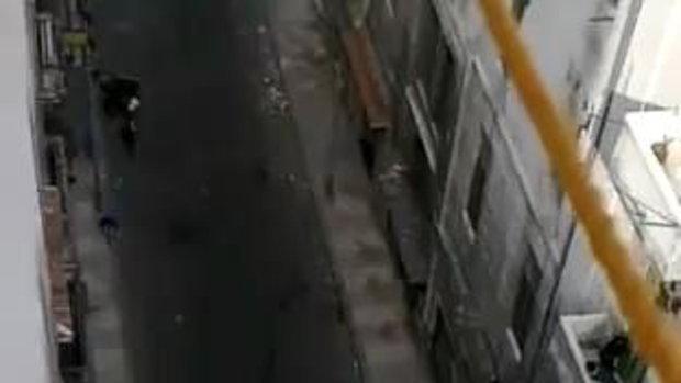 วิดีโอเผยภาพสุดโหด ทหารอิยิปต์ ยิงประชาชนมือเปล่า