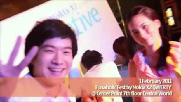 Funaholic Fest. Nokia X2 Qwerty