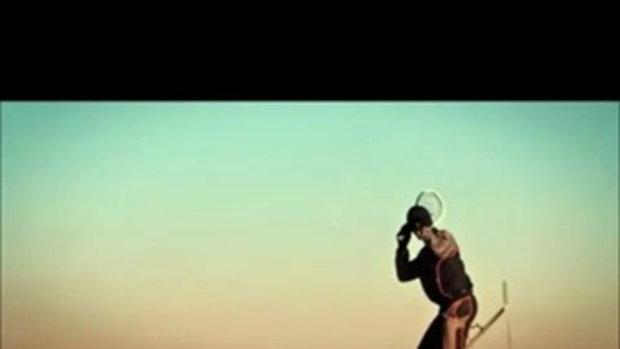 โนเล เล่นเทนนิสบนปีกเครื่องบิน