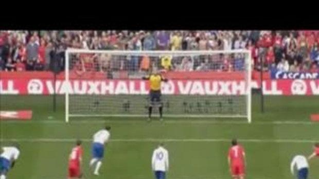 เวลส์ 0-2 อังกฤษ (ฟุตบอลยูโร 2012)