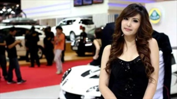 จัดเต็ม! สาว motor show 2011 -  Sexy and cute Lotu