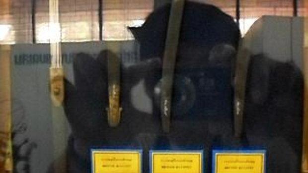 เทื่ยวพิพิธภัณฑ์ทหารเรือ   อ เมือง สมุทรปราการ 3