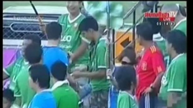 ศรีสะเกษ เมืองไทยเอฟซี 2-0 บางกอกกล๊าส