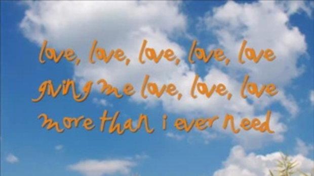Joson mraz - Love Love Love